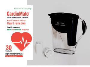 Biocera Jug plus a supply of CardioMato Giveaway!
