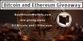 Bitcoin and Ethereum Giveaway