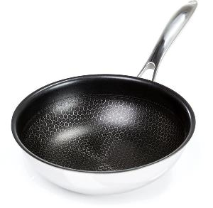 Black Cube Stainless Steel Chef's Pan ($99.95)