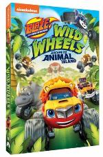 Blaze and the Monster Machines: Wild Wheels DVD