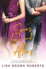 Blog Tour – Spies, Lies, and Allies by Lisa Brown Roberts + Giveaway