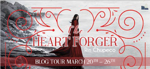 "Blog Tour: ""The Heart Forger,"" by Rin Chupeco ~ Review and Giveaway"