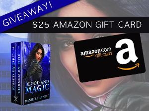 Blood & Magic Volume 1 by Danielle Annett Blitz and #Giveaway