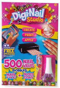 Bo-Po Digi-Nail Studio Basic Pack
