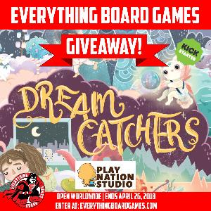 Board Game Dream Catchers! ***""