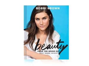Bobbi Brown Beauty: From the Inside Out book autographed by Bobbi