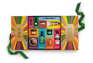 Body Shop Holiday Gift Set