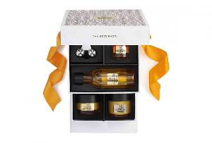 Body Shop Oils of Life Holiday Gift Set