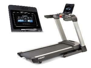"""BodyCraft T400 Treadmill with 10"""" Touchscreen Console"""""""