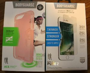 BodyGuardz Pure2 smartphone screen protector giveaway