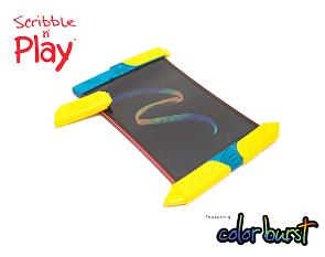 Boogie Board Scribble-N-Play Color Burst Giveaway!!
