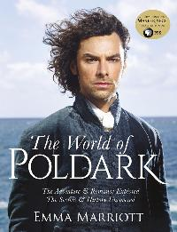 Book cover  The Wolrd of Poldark