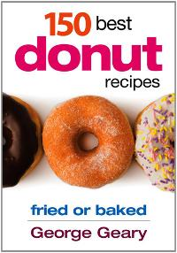 book with donuts on cover