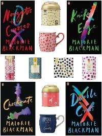Books by Malorie Blackman, Tea, Mugs, Candy & Chocolate Giveaway