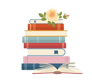 Books of choice worth $30 Giveaway