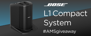 Bose L1 Compact Giveaway""