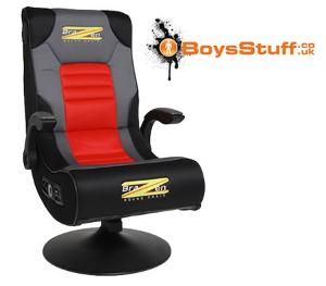 BraZen Spirit 2.1 Bluetooth gaming chair Giveaway!