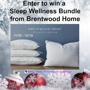 Brentwood Home Sleep Wellness Bundle