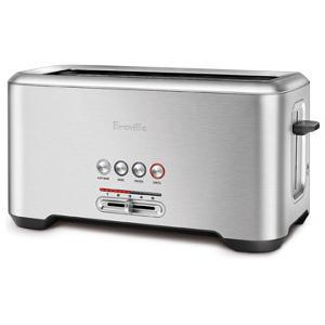 Breville 4-Slice The Bit More Toaster (ARV $150)
