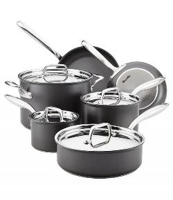 Breville Thermal Pro Hard Anodized Cookware