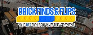"""BRICK FINDS & FLIPS """"FALL 2021 LEGO GIVEAWAY"""" ($125 VALUE)"""