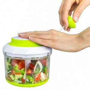 Brieftons 4-Cup QuickPull Chopper