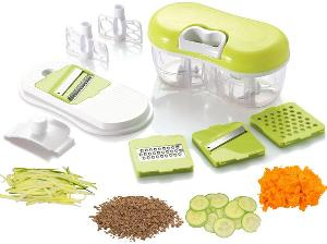 Brieftons Extraordinary Dual Food Chopper and Slicer ($39.99)