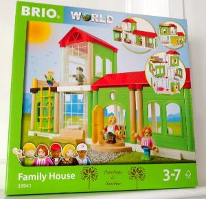 Brio World Family House