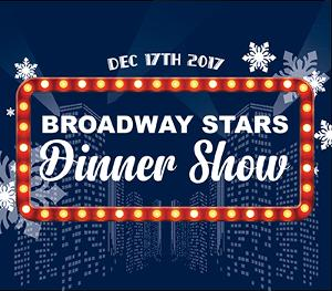 Broadway Stars Dinner Show at iPlay America in Freehold, NJ