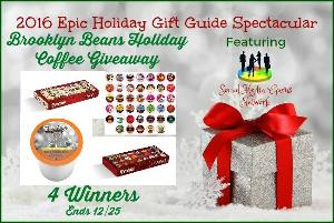 Brooklyn Beans Holiday Coffee Giveaway