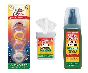 Bug Band Insect Repellent Band Giveaway!