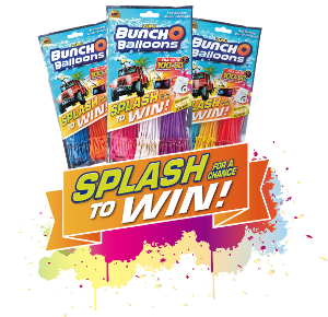 Bunch O Balloons Splash To Win Giveaway
