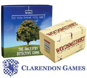 Bundles of Clarendon Games Giveaway!