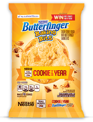 butter finger cookie dough packages