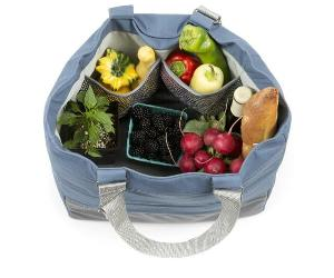 Cabaggage Insulated Reusable Grocery Tote ($65)