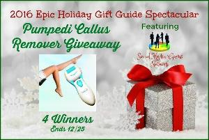 Callus Remover Giveaway