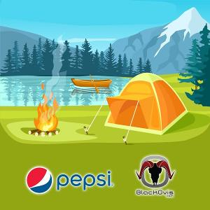 Camping Gear and Pepsi Giveaway!