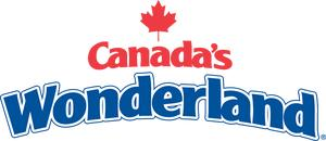 Canada's Wonderland - just text