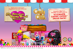 candy crush prize pack