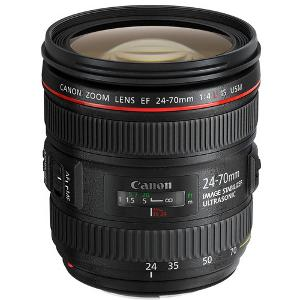 Canon EF 24-70mm f/4L Lens ($900)