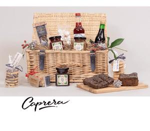 Caprera Food and Drink Hamper Giveaway!