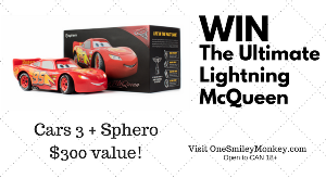 CARS 3 Remote Control Car Giveaway