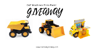 CAT Construction Prize Pack Giveaway