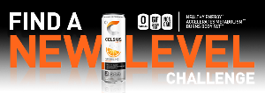 Celsius New Level Sweepstakes