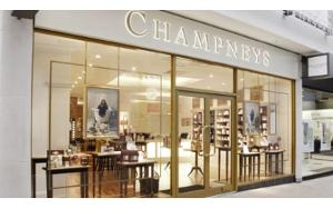 Champneys express manicure and pedicure
