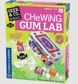 Chewing Gum Lab from Thames and Kosmos Giveaway!
