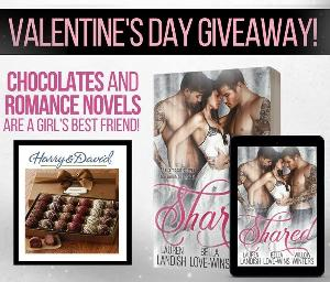 Chocolates & Romance Books