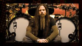 Chris Adler signed Mapex Snare