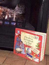 Christmas Letters Book