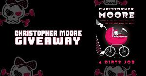Christopher Moore's Novel Book Giveaway!